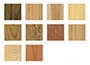 e-series interior wood species selections
