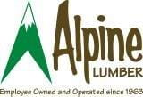 Alpine Lumber Showroom