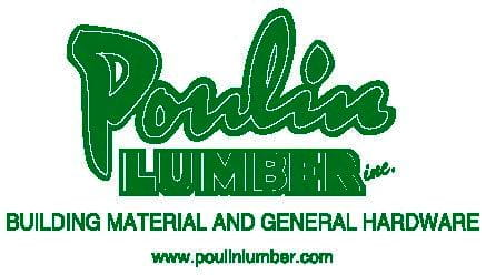Poulin Lumber Inc. Showroom