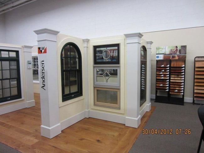 Riverhead Building Supply Design Showroom