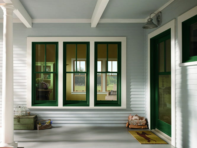Exterior window color ideas joy studio design gallery for Anderson window